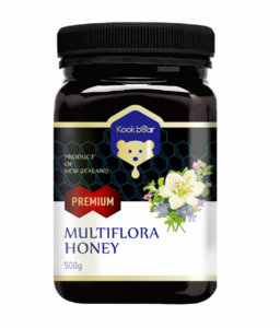 Multiflora Honey Premium  500g